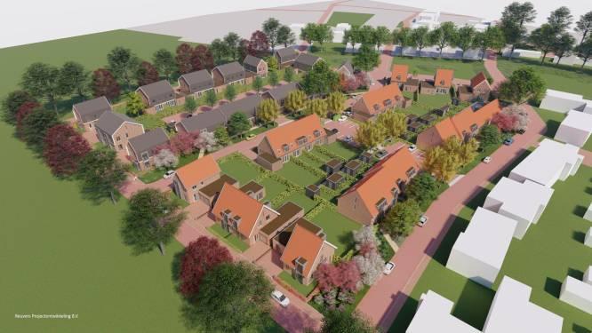 Reuvers uit Oss gaat 58 woningen bouwen in Duizel-Noord, huizen begin 2022 in de verkoop