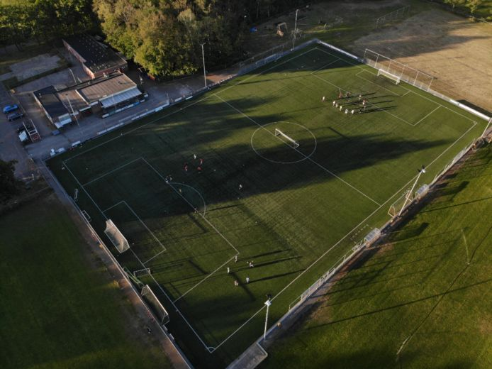 Het sportpark van Achilles Enschede