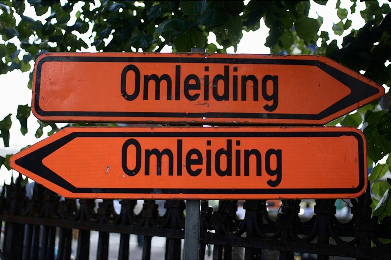 Op het industrieterrein tussen Herentals en Herenthout wordt vanaf maandag gewerkt met de nodige verkeershinder als gevolg