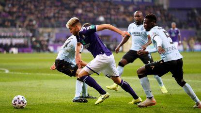 Wie is Colassin, de 18-jarige Anderlecht-debutant die meteen scoort tegen Club?