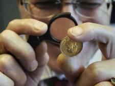 Gouden tientje uit 1820 geveild voor ruim 175.000 euro