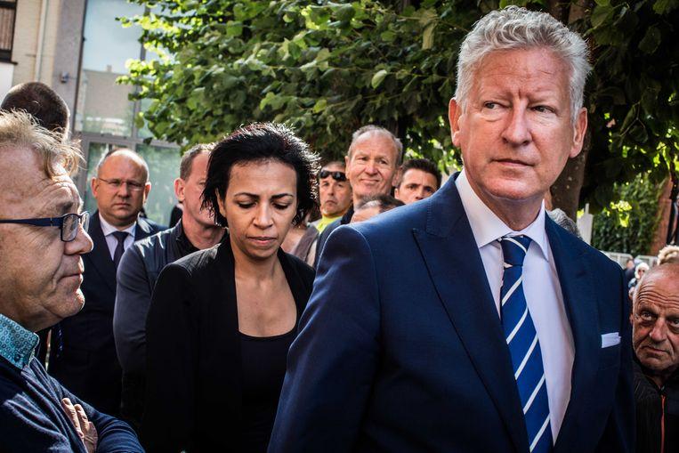 Pieter De Crem, burgemeester van Aalter (CD&V).  Beeld Bas Bogaerts