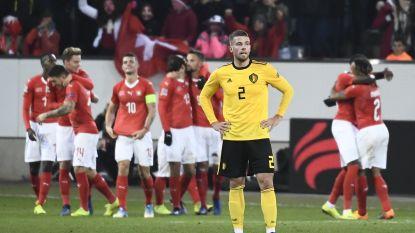 Blamage! Van 0-2 naar 5-2: arrogante Belgen verzuipen in Zwitserland en missen Final Four in Nations League