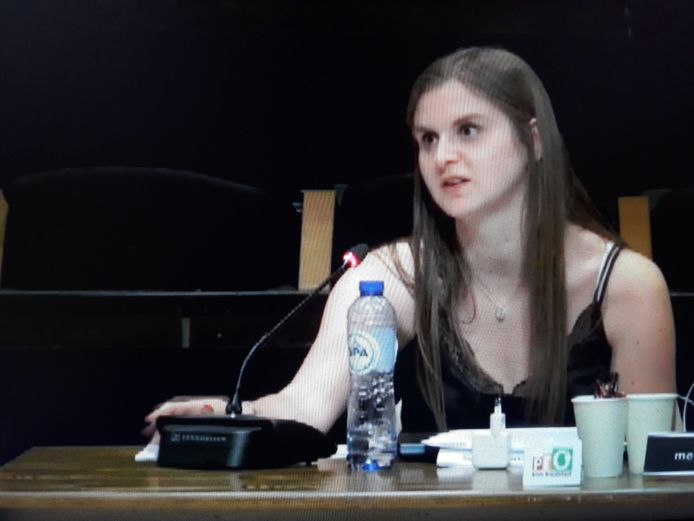 Myrte Hesselberth is 'kinderachtige discussie' in de raad van Oisterwijk beu