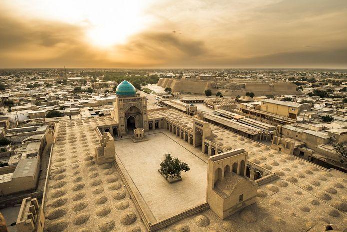 Bukhara en Ouzbékistan