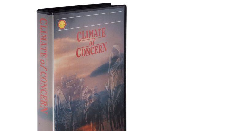 In 1991 maakt Shell een alarmistische klimaatfilm, 'Climate of Concern', die werd vertoond op scholen en universiteiten. Beeld De Correspondent