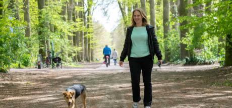 Voor- en tegenstanders over andere inrichting Hoevelakense Bos: 'Het bos wordt op den duur een stadspark'