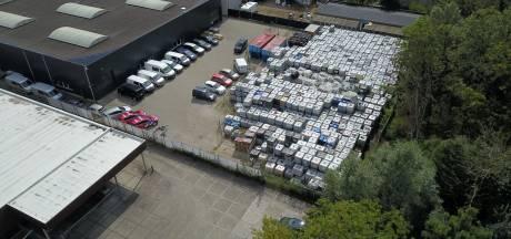 Boumans wil vaart maken met opruimen vaten: 'De situatie verslechtert'