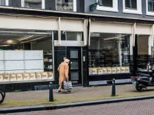 Boodschappenservice Flink verpest straatbeeld in de Prinsestraat 'Die etalage is dramatisch'