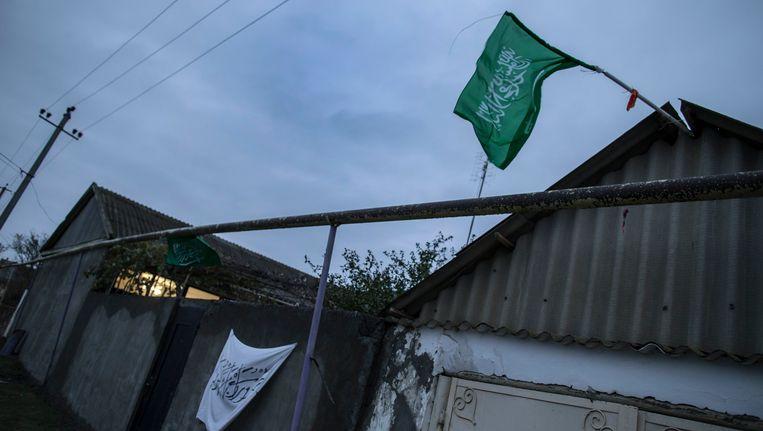 Vanuit Dagestan zijn al heel wat wat IS-sympathisanten richting Syrië vertrokken. Beeld Photo News
