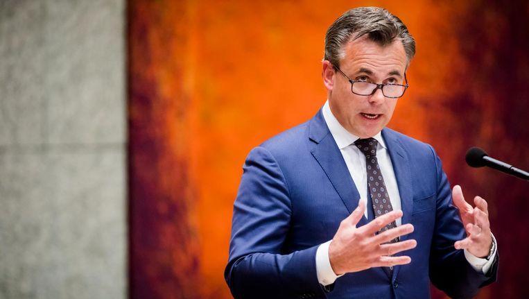 Staatssecretaris Harbers Beeld anp