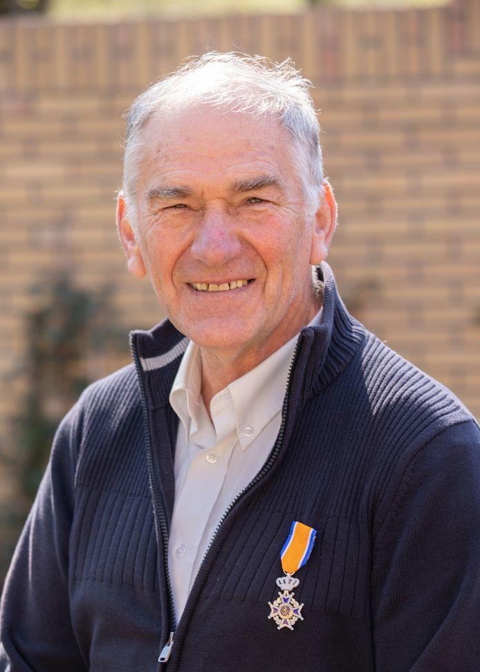 Jan Daem, koninklijk onderscheiden in Oisterwijk