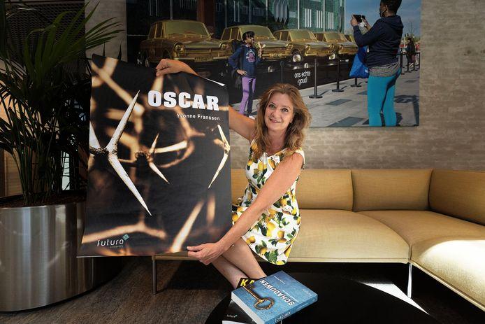 Oscar, de zesde thriller van de Eindhovense Yvonne Franssen, verschijnt vandaag.