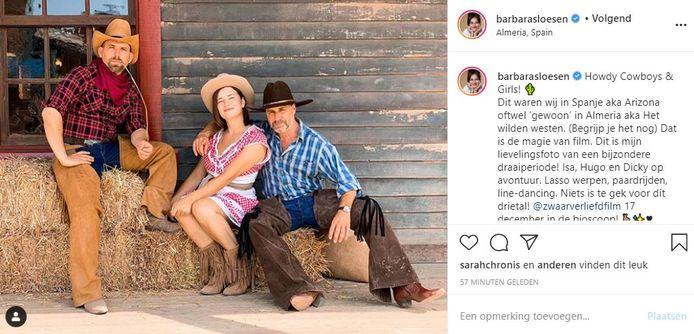 Instagram/Barbara Sloesen