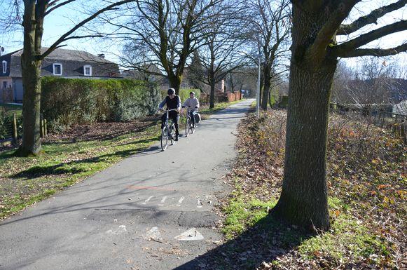 Als het van natuurvereniging vzw Durme afhangt komt er geen verlichting langs het fiets- en wandelpad tussen Lokeren en Eksaarde.