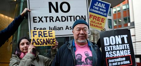 L'artiste Ai Weiwei manifeste pour la libération de Julian Assange