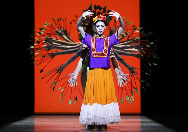 Frida, Het Nationale Ballet. Beeld Hans Gerritsen