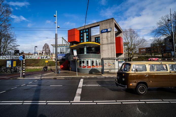 'Tot Klarendal, als ze op station Arnhem Velperpoort uitstappen, wordt er om de octopus gelachen.' Foto ter illustratie.