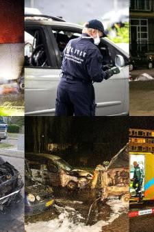 Crabbehof is Dordts epicentrum van autobranden en schietpartijen: 'Ik wil hier niet meer wonen'