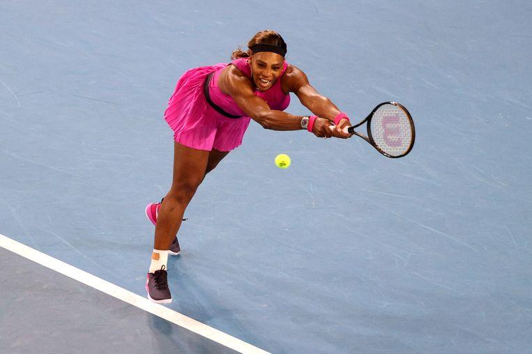 Serena Williams. Beeld REUTERS