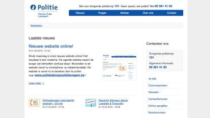 Nieuwe website Deinze-Zulte-Lievegem op alle toestellen gebruiksvriendelijk