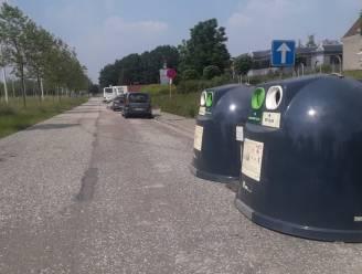 Glascontainers verplaatst omwille van bereikbaarheid ophalers