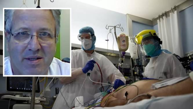 """Spoedarts Jan Stroobants: """"We vrezen keuzes te moeten maken, wie helpen we en wie helpen we niet"""""""