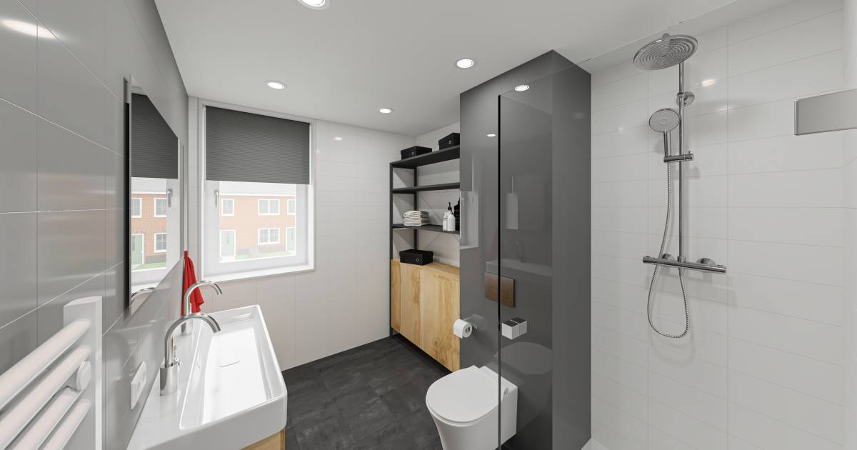 VDL gaat in de bouw: productie complete badkamers en toiletten in om te bouwen bussenfabriek Friesland - Eindhovens Dagblad
