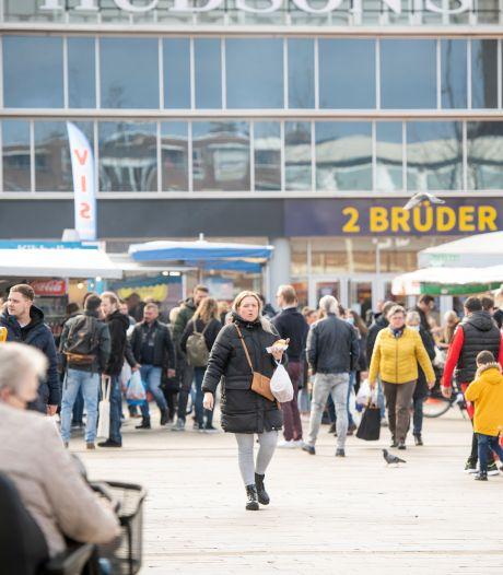 'Veilige' kleine winkelgebieden scoren goed in coronatijd; Enschede keihard geraakt
