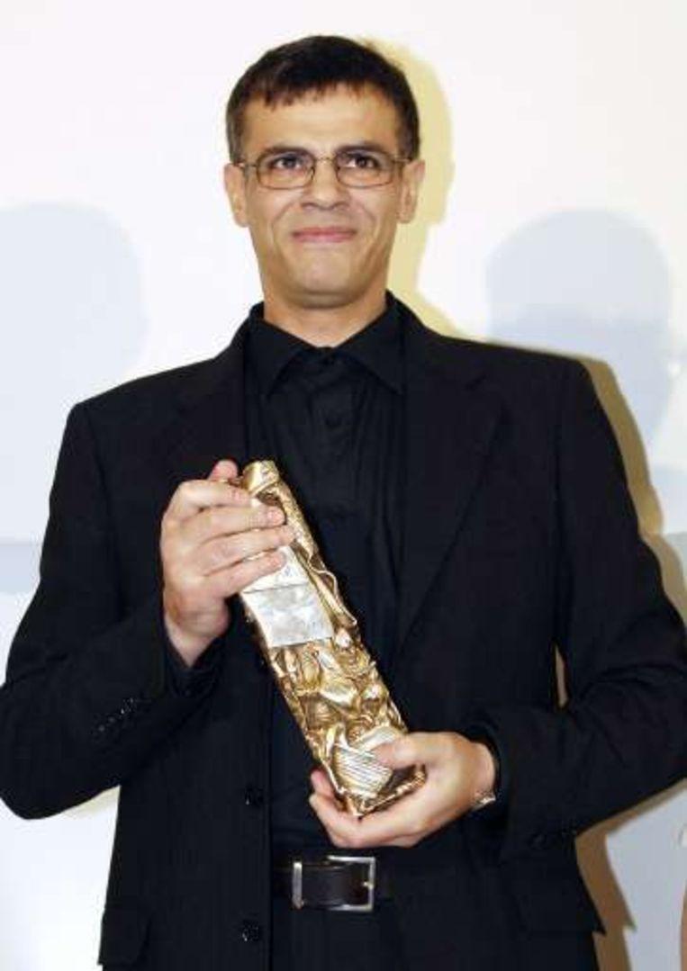'La graine et le mulet' van Abdellatif Kechiche heeft gisteren de César voor de 'beste film' gekregen. Kechiche werd ook uitgeroepen tot 'beste regisseur'. Beeld UNKNOWN