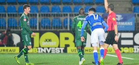 Nieuwe dreun voor De Graafschap: 2-2 bij FC Den Bosch
