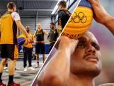 Basketballers kijken ogen uit in Tokio: 'Voor ons een verademing'