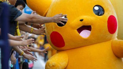 Pokémon-figuurtje Pikachu wordt Tamagotchi