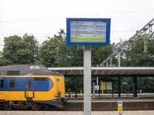 Geen treinverkeer tussen Zutphen en Dieren, NS zet bussen in