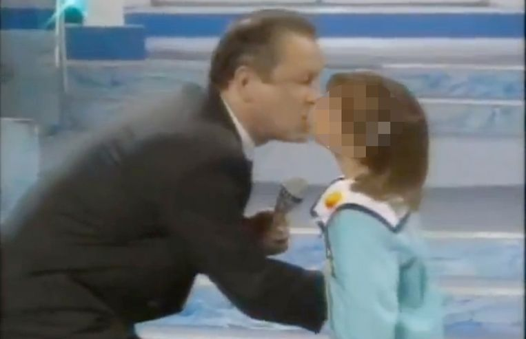 Walter Capiau kuste kinderen steevast op de mond tijdens 'De Kinderacademie'