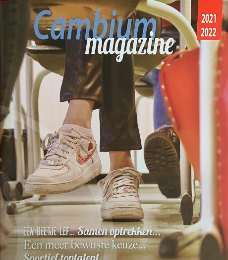 Magazine van Cambium College in Zaltbommel is een blijvertje