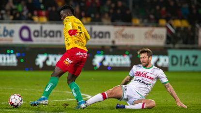 Belangrijk punt voor KV Oostende tegen Zulte Waregem