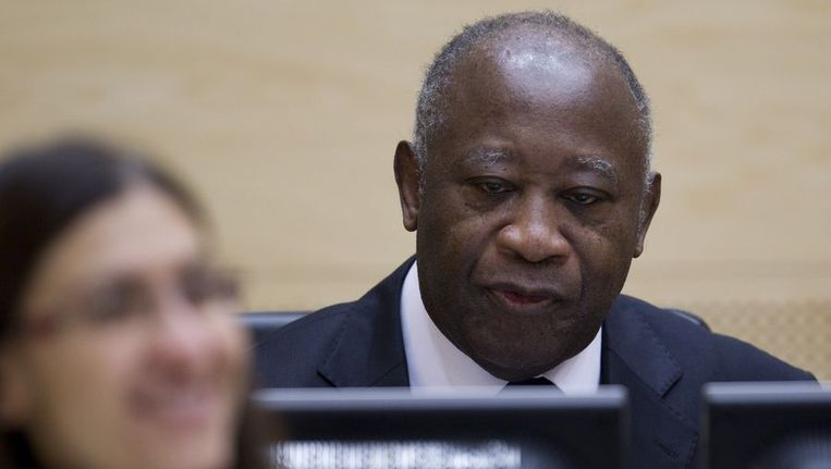 Laurent Gbagbo. Beeld AFP