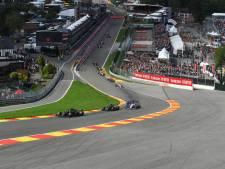 75.000 spectateurs par jour au GP de Belgique, avec Covid Safe Ticket