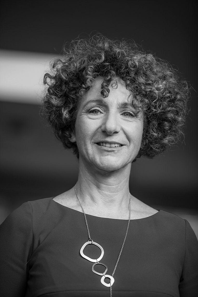 Hanna Luden is directeur van Cidi, Centrum Informatie en Documentatie Israël.  Beeld Claudia Kamergorodski