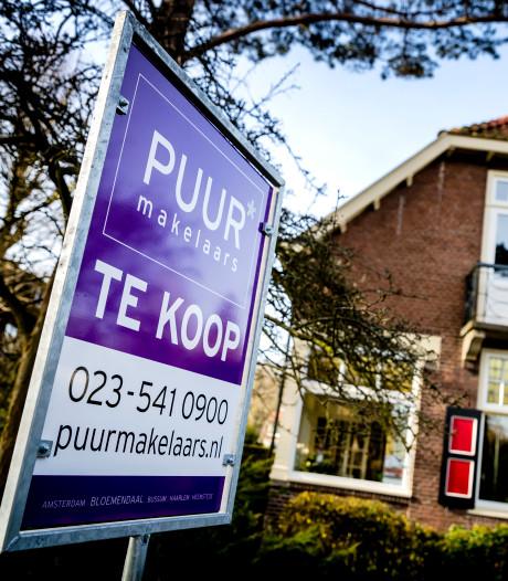 'Rappe prijstoename huizen niet vol te houden'
