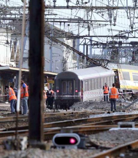 Accident de train dans l'Essonne: 6 morts, 9 blessés très graves et 17 blessés légers