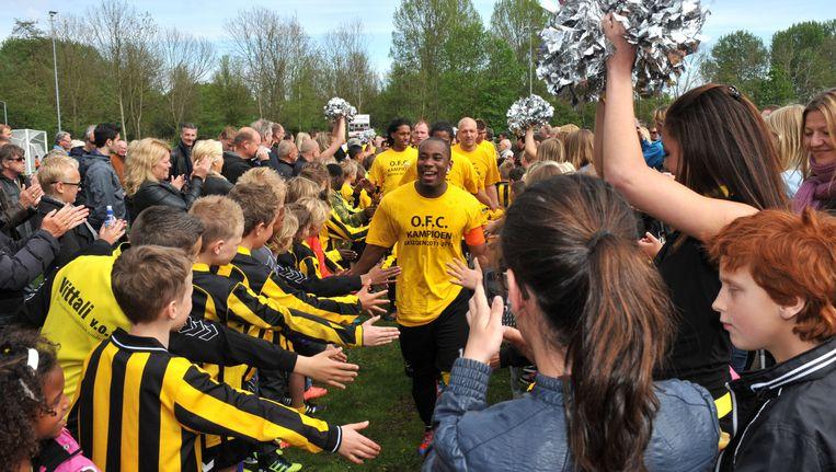 Kampioensfoto OFC Beeld Ronald Goedheer
