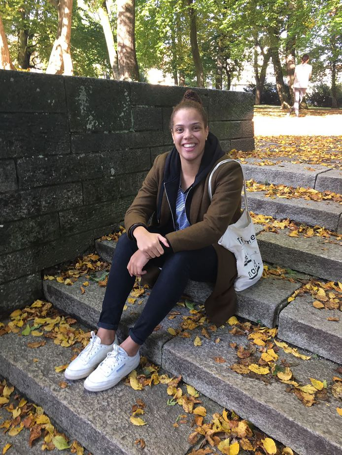 Kristy Zimmerman, uit Apeldoorn, speelt na de zomer bij Saint-Amand-les-Eaux, slechts 350 kilometer van huis.