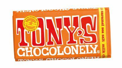 Topman chocolademerk Tony's Chocolonely aangehouden na 'politiek statement'