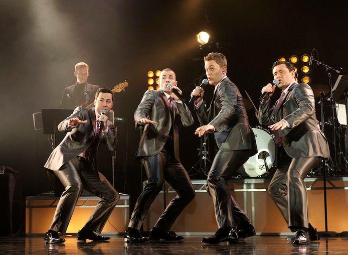 Ter illustratie: Een optreden van een boyband in het Papendrechtse Theater De Willem.