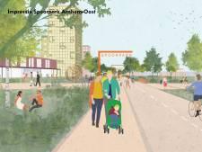 Tot 10.000 huizen erbij in Spoorzone Arnhem-Oost; industrie op de schopstoel