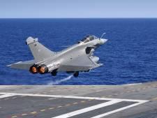 Le Rafale pour remplacer les F-16?