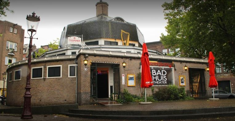 Mike's Badhuistheater. Beeld Mike's Badhuistheater