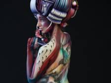 Dit zijn de prachtige creaties van het WK Bodypainting